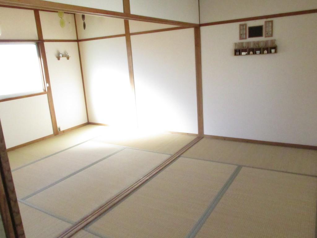 2階和室の部屋